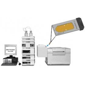 Agilent 1200 系列液相色譜-芯片/質譜系統