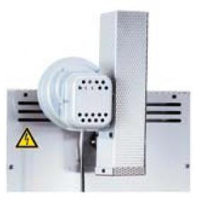 马弗炉配件/带排风扇的排气烟囱