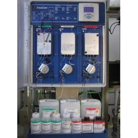 在线氨氮测试仪 (可测硝酸氮,亚硝酸氮,总氮,磷酸盐,总磷)