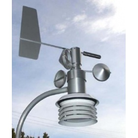 气象五参数(温度,气压,湿度,风向,风速)检测