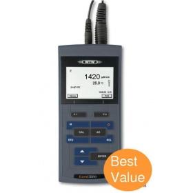 WTW性能最优的 电导率仪
