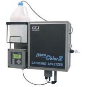 美国HACH AccuChlor2 余氯/ 总氯分析仪
