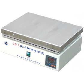 DB-3A数显不锈钢电热板