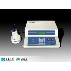 上海仪电科仪WSC-S测色色差计