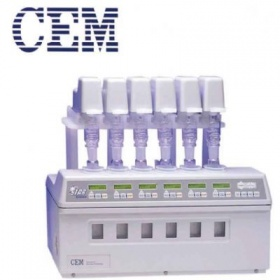 CEM STAR-Plus 6/2 循环单相聚焦微波消解系统