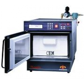 CEM 石化应用的微波灰化马弗炉