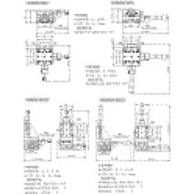 组合高精密位移台AKSM系列