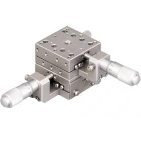 NFP-2461/3461系列多维超高精密手动平移台