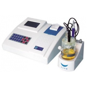 JF-5库仑法微量水测定仪(醛、酮专用型)