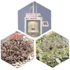 微波无溶剂萃取系统