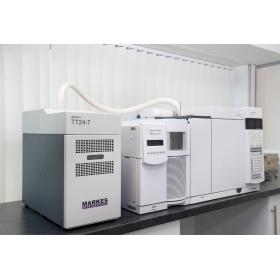 全在线双冷阱大气预浓缩GCMS VOCs监测系统