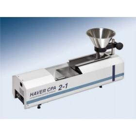 HAVER CPA 2-1型实时图形颗粒分析仪