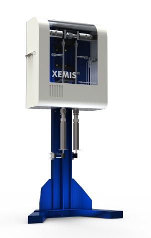 Hiden Isochema XEMIS high pressure gas sorption microbalance