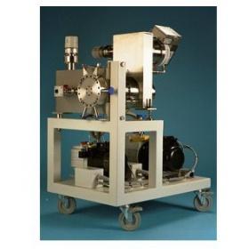 常压分子束取样质谱仪