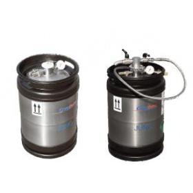 WIGGENS JUNO 20 不锈钢液氮储存罐(20L)