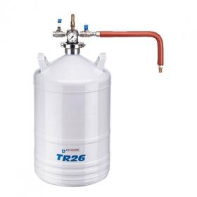 WIGGENS ALU铝制液氮储存运输罐