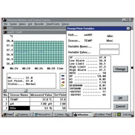 WHEATON BIOPRO  PC SUPERVISORY 软件