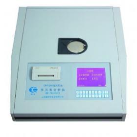 DM1260型X荧光测硫仪