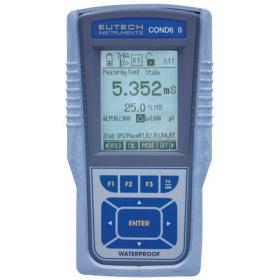 Eutech優特 COND600便攜式電導率測量儀