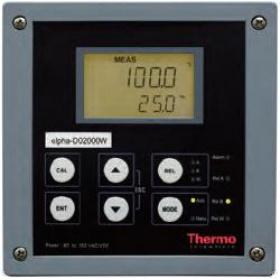 alpha-DO2000 系列溶解氧控制器