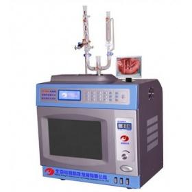 电脑微波超声波紫外光组合合成仪