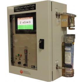 Model Triathalon-H3 管道/流出物氚监测仪