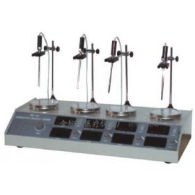 HJ-4A多头控温磁力搅拌器