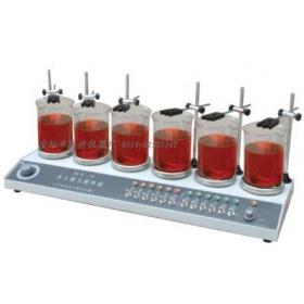 HJ-6多头磁力搅拌器