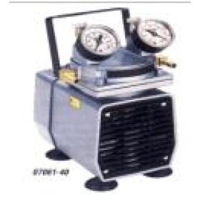 进口无油隔膜真空/压力泵GAST