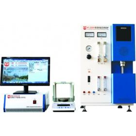 英之诚 HW2000C型高频红外碳硫分析仪