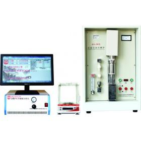 英之诚HW2000G型高速引燃炉红外碳硫分析仪