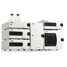 四元低压梯度高效液相色谱分析系统