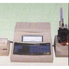 MKC-520(KEM)卡尔·费休水份测定仪(库仑法)
