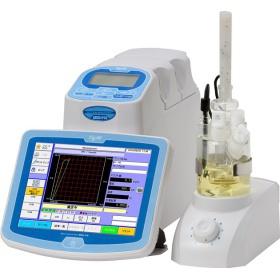 MKC-710S豪华型库仑法卡尔费休水分仪