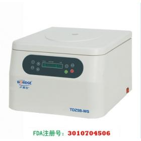 卢湘仪 TDZ5B-WS 低速多管架离心机