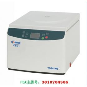 卢湘仪 TDZ4-WS 低速台式离心机