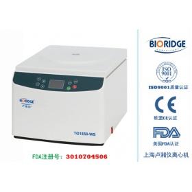 卢湘仪TG16A 台式高速微量离心机