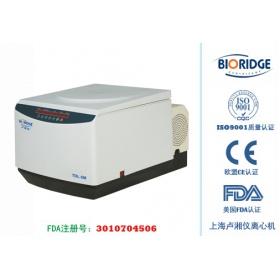 卢湘仪 TDL-5M 台式低速冷冻离心机