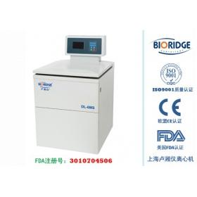 卢湘仪 DL-6M 低速大容量冷冻离心机