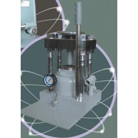 SL251型手动液压式压样机