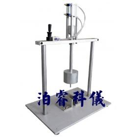 泊睿BR-PV-TBK接线盒孔口盖击开试验机