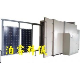 泊睿BR-PV-UV光伏組件紫外預處理試驗箱(室)
