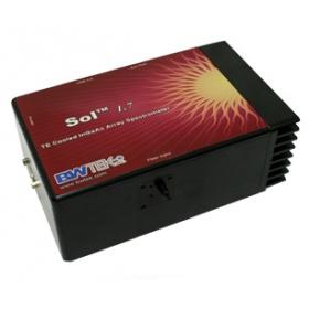 SOL1.7近紅外TE 致冷InGaAs 陣列光譜儀