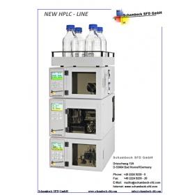 德国Schambeck SFD制备型凝胶渗透色谱GPC