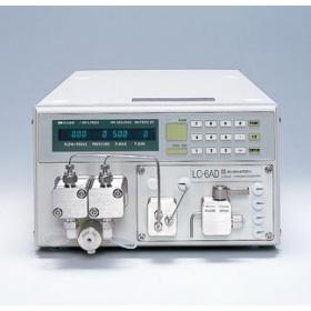 岛津LC-6AD型半制备液相色谱仪