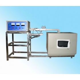 管道连续式微波水处理实验装置