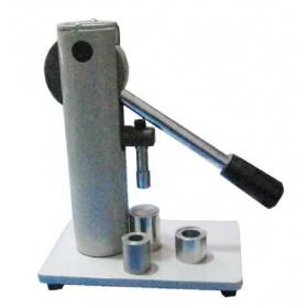 量热仪标定苯甲酸片专用压饼机