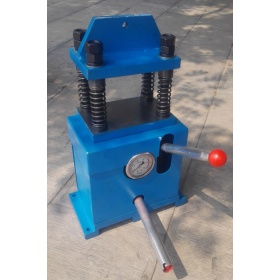 千斤顶压片机,油压式粉末压饼机,药片机液压制样机