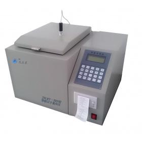 民生星原油及燃料油发热量测定仪MSlry型