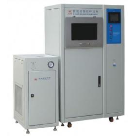 高频熔样机-触摸屏PLC控制单埚带水冷